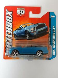 Matchbox 60th Anniversary 1-75 - MBX Adventure City - Ford Shelby GT-500