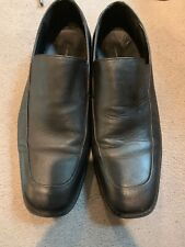 Used Banana Republic Black Dress Shoes 10.5