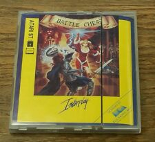 Battle Chess 512k Colour Atari St Computer New Extremely Rare Read
