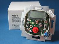 Busch-Jaeger 1080U Raumtemperaturregler-Einsatz mit Zeitsteuerung Busch-Jäger