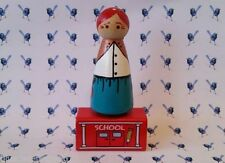 Unbranded Peg Doll Wooden Toys