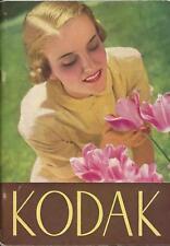 Brochure - Eastman - Camera Kodak Brownie Product Line Overview - 1939 (CB213)