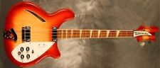 Vintage Rickenbacker 4005 bass guitar replica fridge magnet - new!