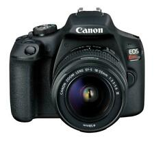 Canon EOS Rebel T7 DSLR Camera w/ EF-S 18-55mm f/3.5-5.6 III Lens 2727C003