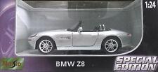 Rare Vintage 2003 Maisto BMW Z8 Special Edition - (Silver) 1:24 - NIB