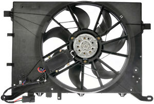 Radiator Fan Assembly With Controller - Dorman# 621-272