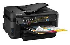Impresora multifunción A3 EPSON WF 7610DWF MFP CON DE GATO WORKFORCE