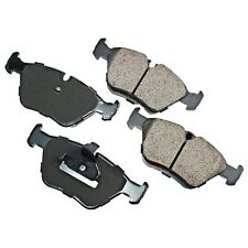 FRONT BRAKE PADS for BMW 528I SEMI METALLIC 1997-2000 Premium Brakes