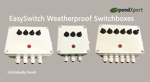 PondXpert Outdoor Electrical Switch Box - @ BARGAIN PRICE!!!