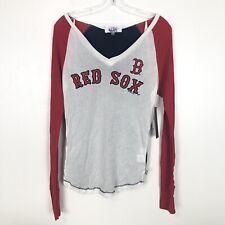 Touch by Alyssa Milano Boston Red Sox 2XL Cotton / Modal New MLB Shirt Womens