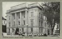 Logan OH Hocking County Court House Old Postcard