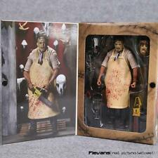 Texas Chainsaw Massacre Action Figure Leatherface 7 Neca Movie New Toy Gift Box