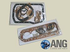MGA 1500, 1600, 1622, MG MAGNETTE ZA, ZB HEAD & BOTTOM END GASKET SETS (PAIR)