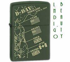 Zippo Lighter D Day issue 9 fantastic gift.