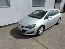13 Vauxhall Astra 1.7CDTi ecoFLEX Exclusiv Theft Recovered Damaged Salvage