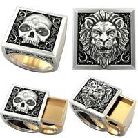 Story of o anillo con anillo de acero inoxidable plata etnox BDSM SM bondage Master Slave