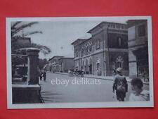 AOI Colonie vecchia cartolina Eritrea Asmara Banca d' Italia