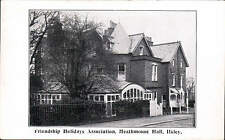 Ilkley. Friendship Holidays Association, Heathmount Hall by Photochrom.