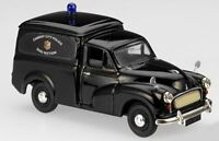 CORGI VANGUARDS VA01124 MORRIS MINOR VAN CARDIFF CITY POLICE DOG SECTION 1:43rd