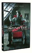 DVD *** SWEENEY TODD *** De Tim Burton avec Johnny Depp