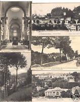 PLOMBIERES VOSGES (DEP.88) 500 Vintage  Postcards