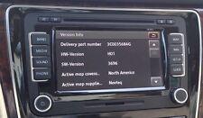 VW RNS 510/810 aggiornamento del firmware volkswagen alla versione 5238