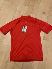 Rapha Womens NWT Core Jersey Red Size Medium