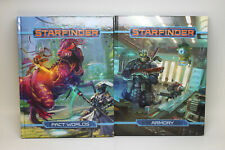 Starfinder: Armory & Pact Worlds