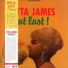Etta James - At Last [New Vinyl LP] 180 Gram, With CD