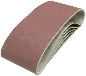 Sanding Belt, VARIOUS, 40 x 305mm, 5pk, SILVERLiNE, 354397, 584255, 798188,