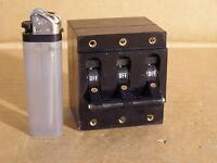 HEINEMANN ELECTRIK Schalter 115 VAC 2 AMPS