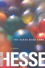 The Glass Bead Game by Hermann Hesse (2002, Paperback, Revised)