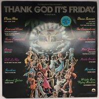 THANK GOD IT'S FRIDAY OST 3 LP CASABLANCA USA 1978 EX+ PRESSING FAST DISPATCH