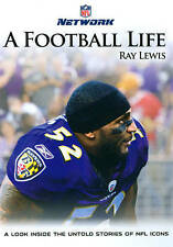 NFL: A Football Life - Ray Lewis (DVD, 2013)