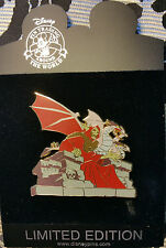 DISNEY HORNED KING W/ GWYTHAINTS BLACK CAULDRON 25th ANNIVERSARY LE 100 PIN