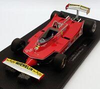 GP Replicas 1/18 Scale Resin Model GP45B - F1 Ferrari 312 T5 1980 Villeneuve #2