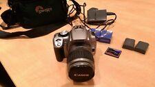 Canon EOS 350D 8.0MP appareil photo reflex numérique plus accessoires