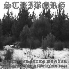 Striborg - Black Desolate Winter/Depressive Hibernation (Aus), CD