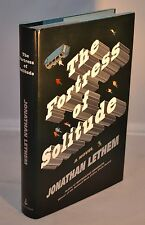 Jonathan Lethem - The Fortress of Solitude - SIGNED First Edition
