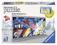 Ravensburger 12575 Berliner Mauerkunst No.3 3D Puzzle Bauwerke 108 Teile Neuware