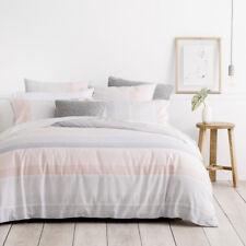 Sheridan Zandar Shell King Bed Size Duvet Doona Quilt Cover Set Rrp259.95