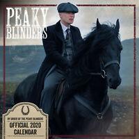 Official Peaky Blinders 2020 Calendar, Square Wall Calendar