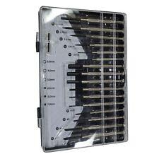 16pc Tournevis de précision optique Artisanat Bijoutiers Réparation Lunettes à