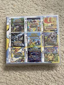 Pokemon 23 in 1 Game Card Nintendo DS DSI DS LITE 2DS 3DS