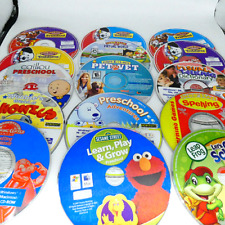 23 Learning Pc Games 9 Jump Start & More Preschool Toddlers Homeschool Learning