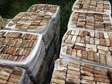Reclaimed Victorian Imperial London Multi Stock Bricks - 30,000 Available.