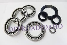 FRONT DIFFERENTIAL BEARING & SEAL KIT YAMAHA BRUIN 350 YFM350FA 2004-2006 4WD