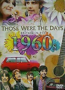 Those Were The Days - Britain In The 60's - New & Sealed