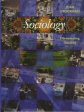 Sociology: Discovering Society--VG-Free Shipping