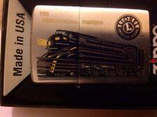 zippo lighter lionel train